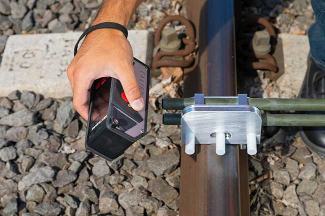 Rail Measurement Module
