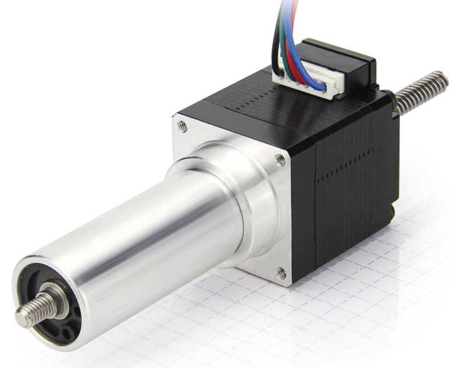 Captive Linear Actuators