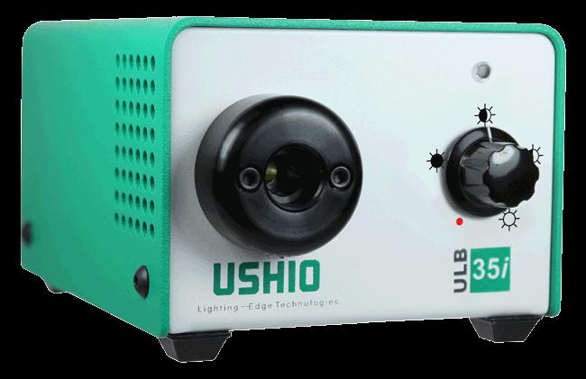 Ushio America Inc. - MIDORI™ ULB-35i Fiber Optic LED Light Source