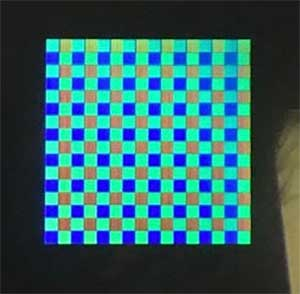 Nanoscale Optical Arrays