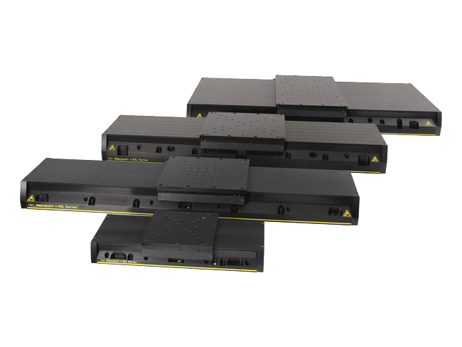 Newport Corporation - IDL Long-Travel Industrial Linear Stages