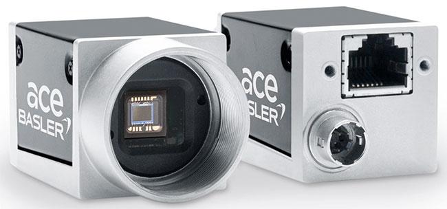GigE Camera Models