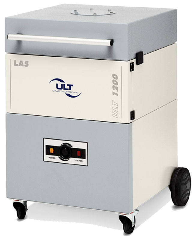 Laser Fume Extraction System