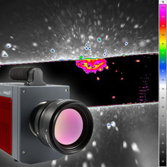 InfraTec GmbH, Infrarotsensorik und Messtechnik - Versatile Two in One Cameras
