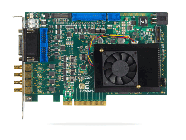 Euresys s.a. - Coaxlink Quad CXP-12 - Let's Double the Bandwidth!