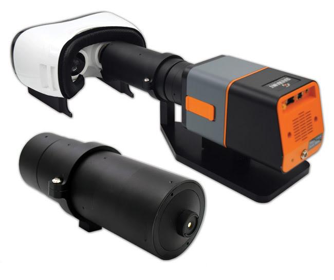 AR/VR Lens: Measure Displays in Headset