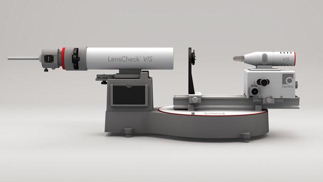 Optikos LensCheck™ Quality Control System