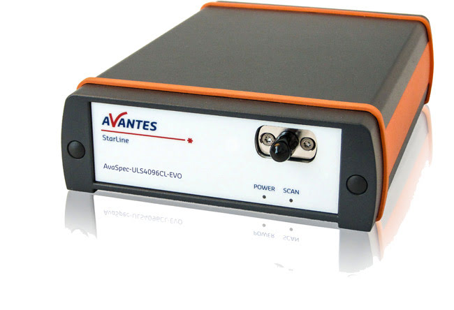 Avantes BV - AvaSpec-ULS4096CL-EVO (CMOS)