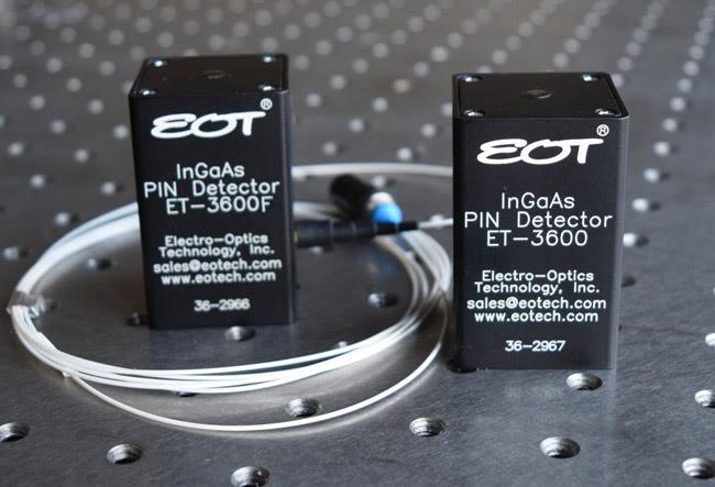 Electro-Optics Technology Inc. - ET-3600 - 22 GHz Photodetector