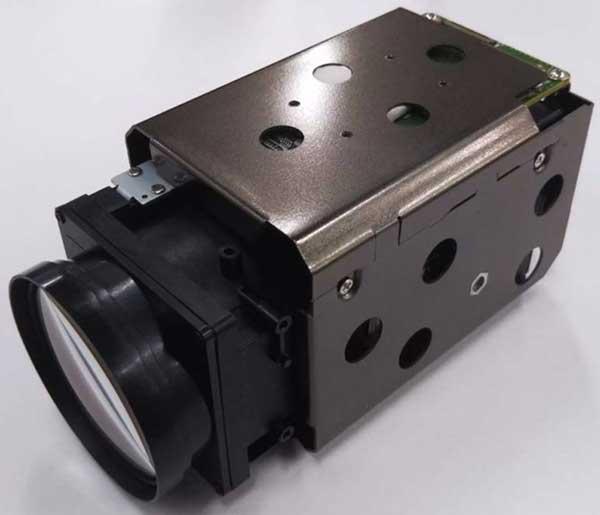 Global Shutter Block Camera