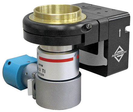 Single-Axis Piezo Nanopositioning Stage