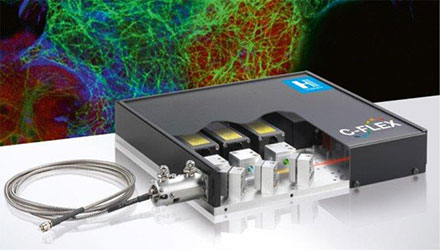 C-FLEX for Holography and Raman