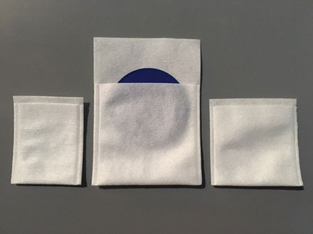 Alliance Corp., Scratch Free Packaging - For the Safe Transit of Optics