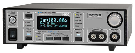 Arroyo Instruments LLC - High-Power Laser Drivers