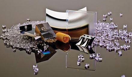 Diverse Optics Inc. - Custom-Injected Molded Optics