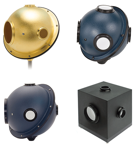 Newport/MKS Instruments - Integrating Spheres and Accessories