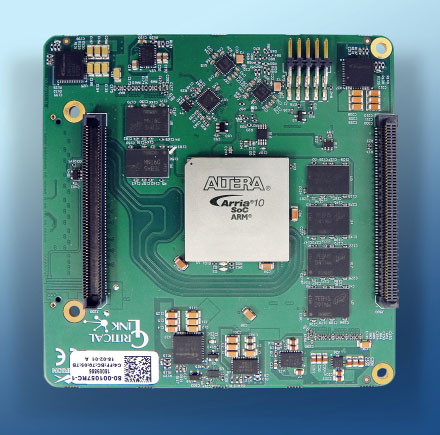 FPGA Embedded Vision Board