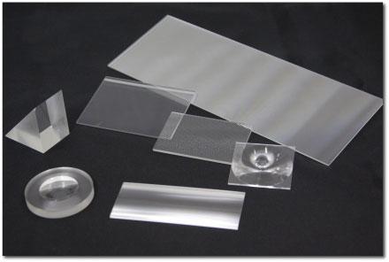 High-precision Plastic Lenses