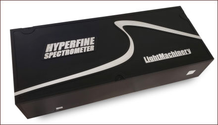 HyperFine Spectrometers