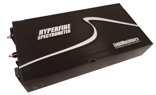 HyperFine Brillouin Spectrometer