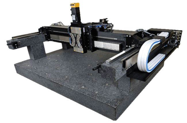 Multi-Axis Gantries, Cartesian Robots
