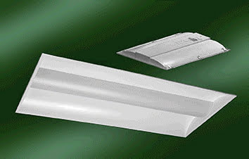 LED Recessed Troffer Lights