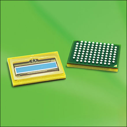 Excelitas 1x64 Silicon APD Array