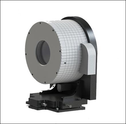 Lens Temperature Testing Module