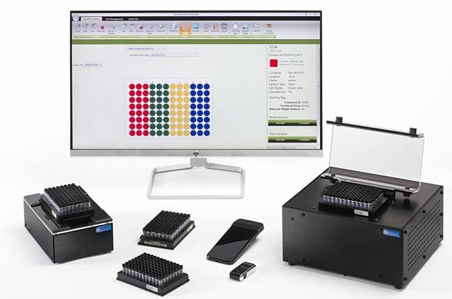 Sample Management System