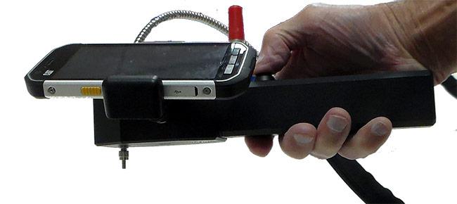 Spectroradiometer Grip