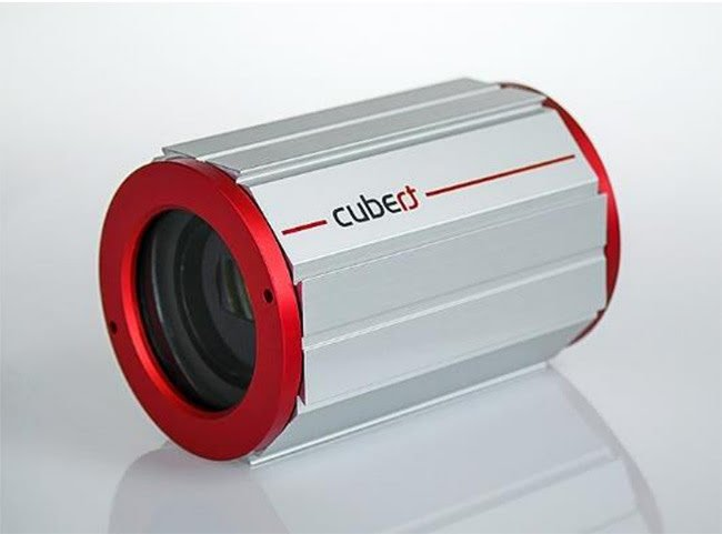 Hyperspectral Video Camera