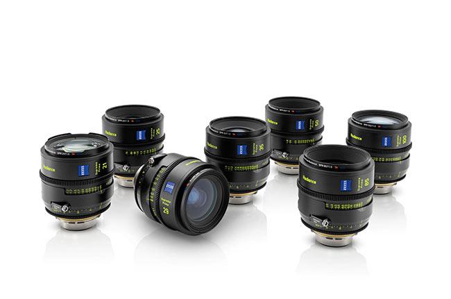 Cinematography Optics