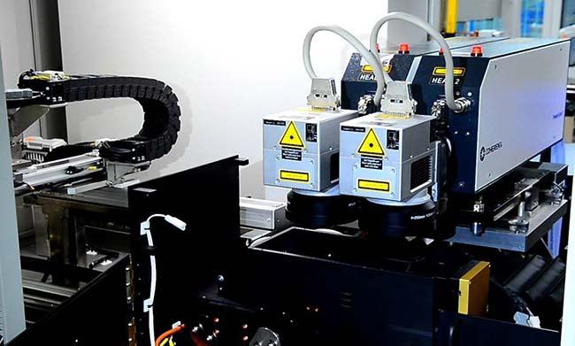 Laser Marking Sub-System