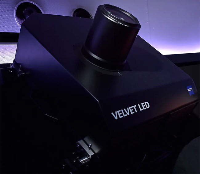 LED Digital Projector