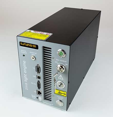 New ZIVA 7-line laser LIGHT ENGINE