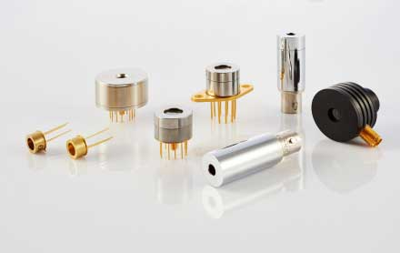 High Performance IR Detectors