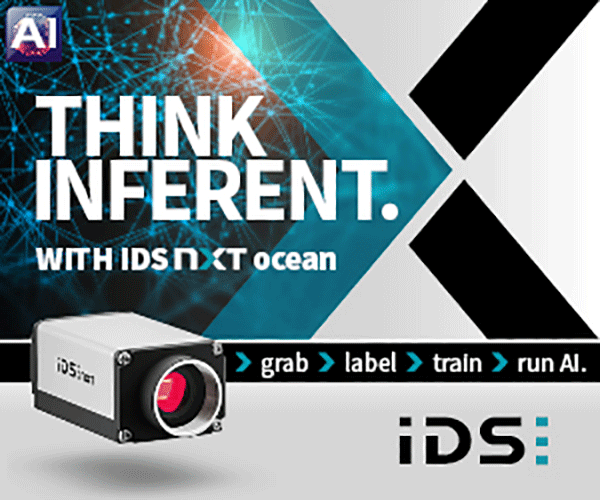 IDS Imaging Development Systems GmbH - Training Neural Networks Without AI Expertise and Creating Individual Inference Cameras