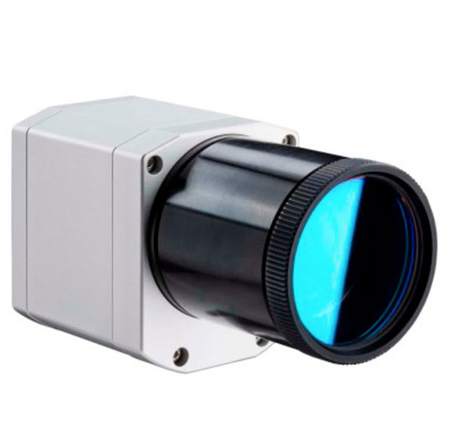 Laser Machining IR Camera