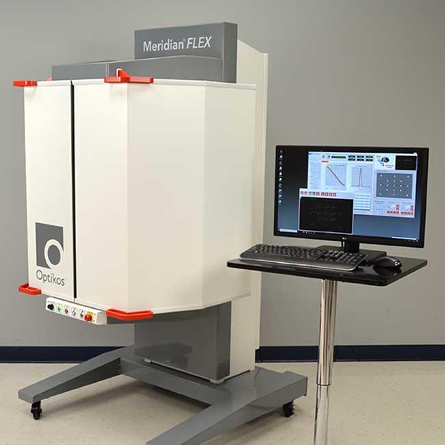Meridian FLEX Camera Testing Platform