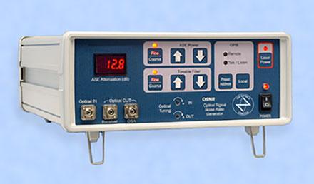 New Test Equipment & Fiber Optic Components
