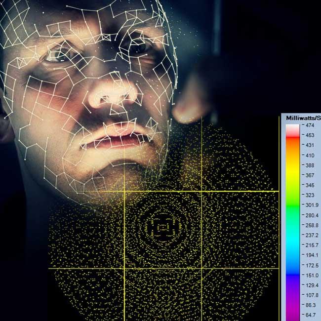 Near-IR Light Measurement Software