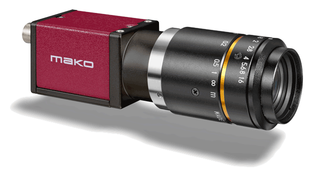 Allied Vision Technologies GmbH - Mako: Small Size, Powerful Performance