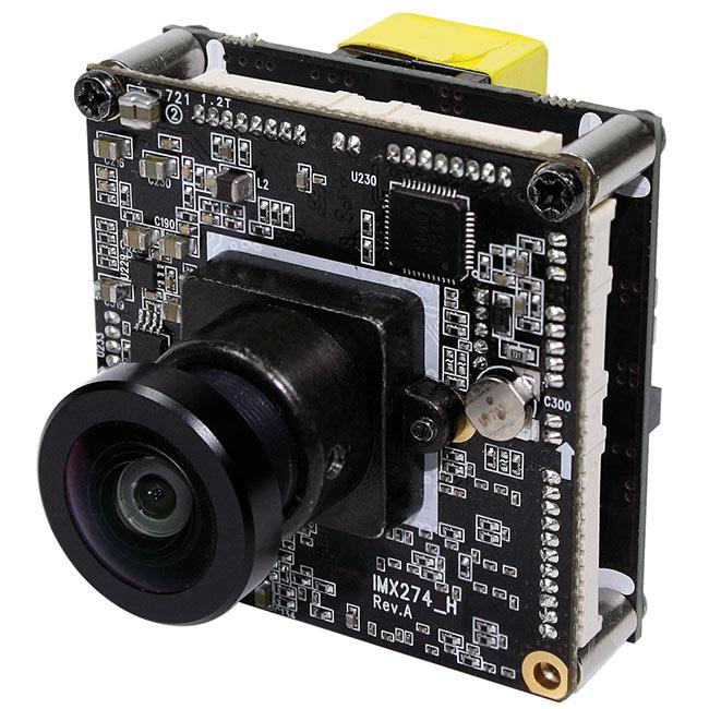 4K IP Board Camera