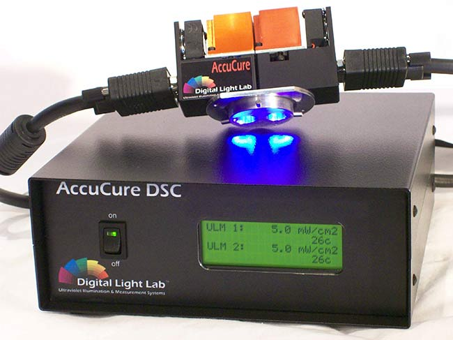 UV LED Calorimeter Wavelength Ranges