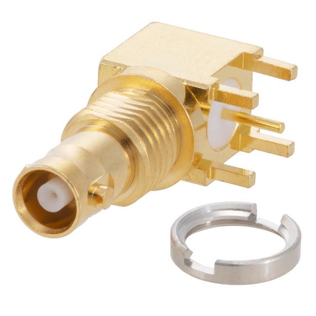 12G-SDI Connectors