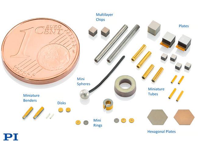 Miniature Piezo Tube Transducers