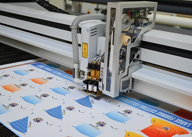 Textile Cutting Laser System