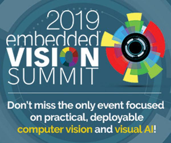 Embedded Vision Alliance - Embedded Vision Summit