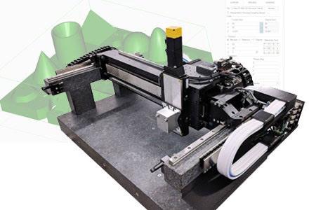 PI (Physik Instrumente) LP, Air Bearings and Piezo Precision Motion - Gantries for 3D Printing