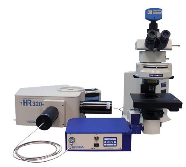 Microscope Spectroscopy Systems